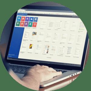 4 GB werkgeheugen voor PCs en laptops