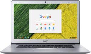 Studentenlaptop Acer Chromebook cb515 met Chrome OS