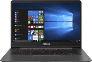Studentenlaptop Asus Zenbook ux430uq met Windows 10