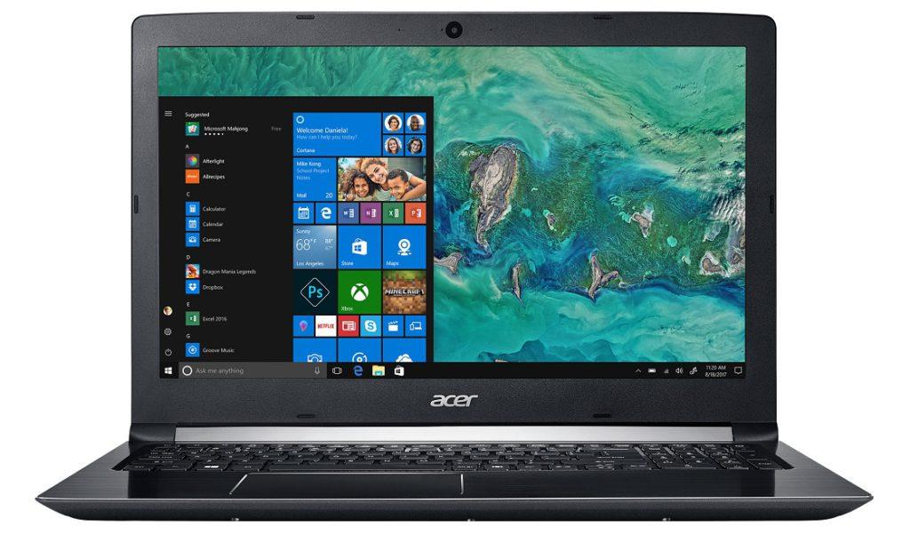 Studentenlaptop: Acer Aspire 5 A515-52G-50AC