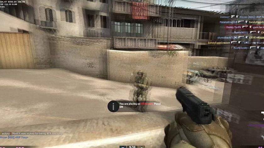 gaming monitor met een hoge reactietijd