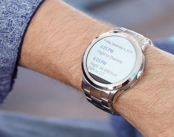 smartwatch notificaties