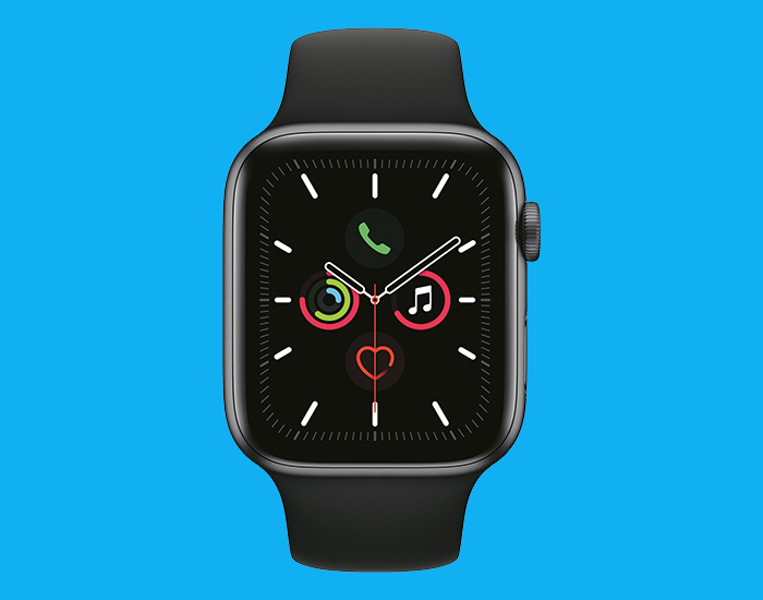 smartwatch met watchOS
