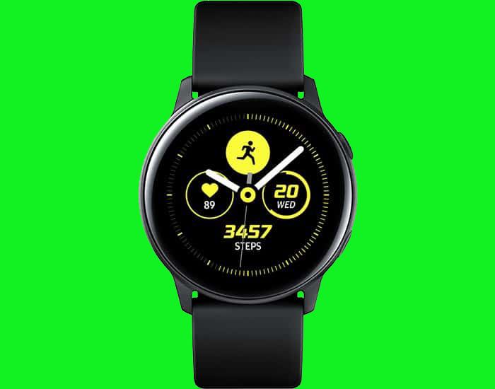Samsung-Galaxy-Watch-Active-Zwart