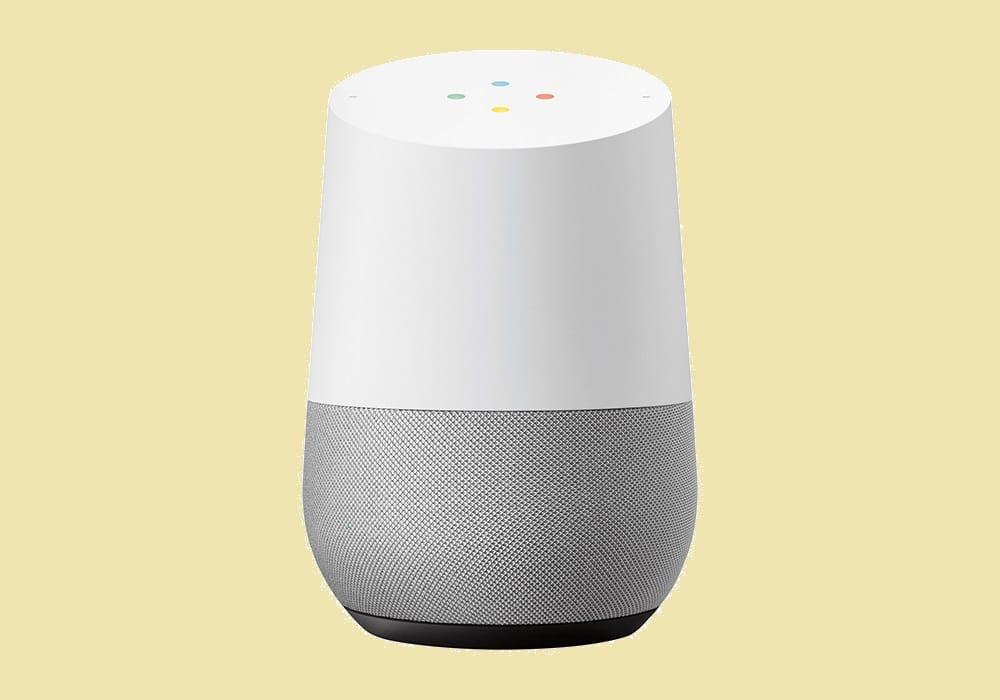 Cadeautips voor hem en haar: Google Home