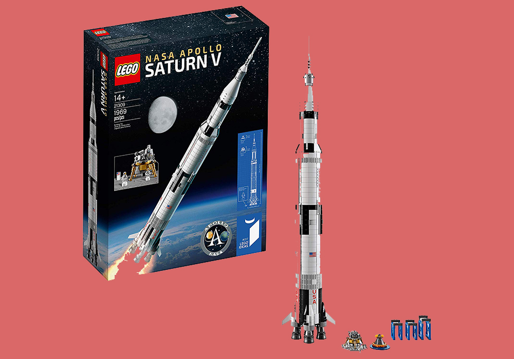 LEGO Ideas NASA Apollo Saturn V - 21309