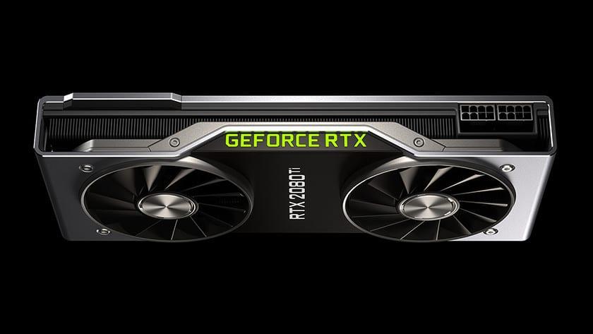 Nvidia GeForce RTX videokaart