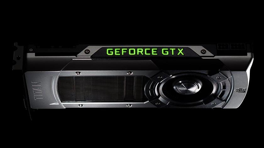 Nvidia GeForce GTX videokaart