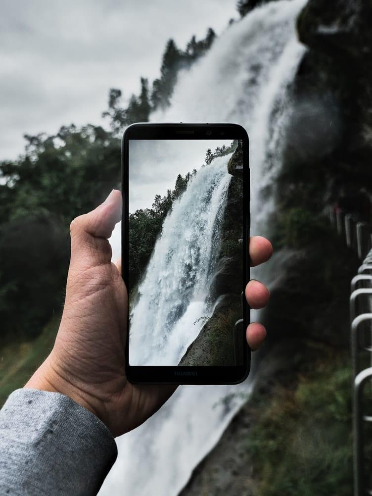 de camera van je smartphone is een belangrijk aandachtspunt