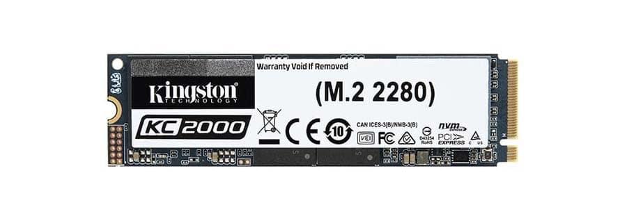 Kingston A2000 m2 SSD