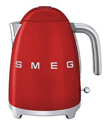 SMEG waterkoker rood 1