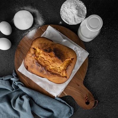 glutenvrij brood bakken met broodbakmachine