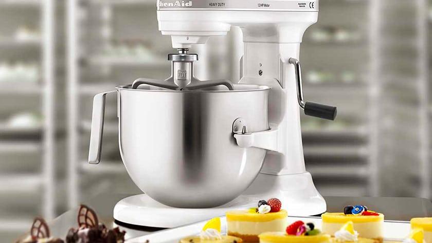 pulsefunctie keukenrobot