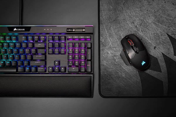 gaming muis met rgb verlichting