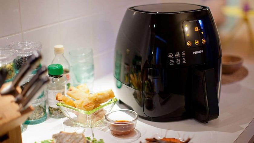 airfryer geurfilter