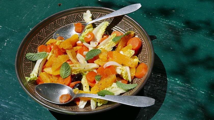 groenten bakken in de airfryer