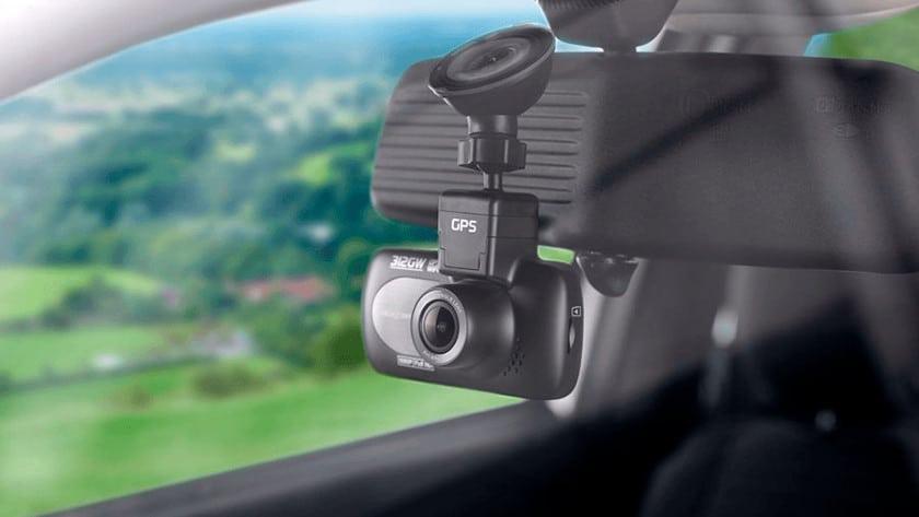 dashcam met GPS functie