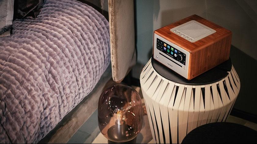dab+ radio met alarmfunctie