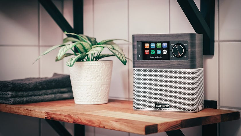 dab+ radio met bluetooth