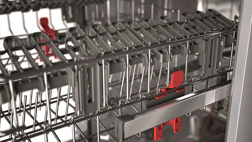 vaatwasmachine met flexibele indeling