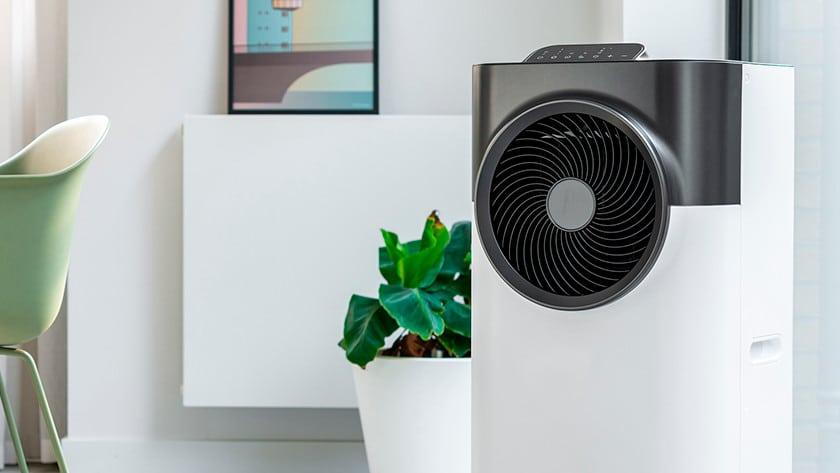 de beste mobiele airconditioner heeft ook een mooi design