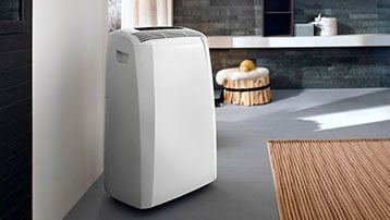mobiele airco met thermostaat