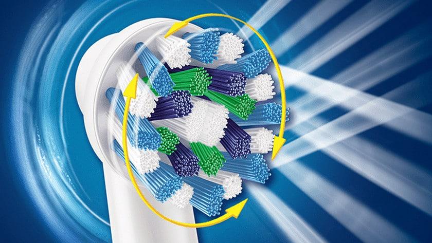 roterende tandenborstel