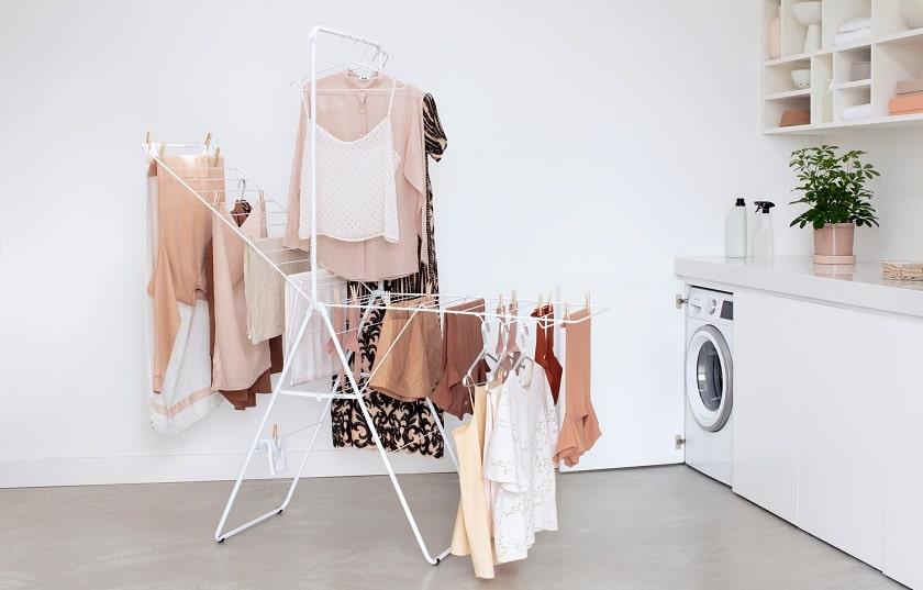 hoeveel wasgoed wil je drogen met je droogrek