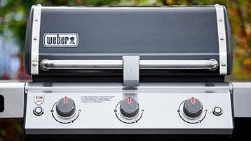 hoofdbranders gasbarbecue
