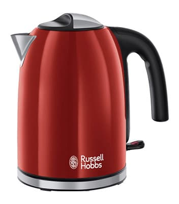 Russell Hobbs Colours Plus Flame Red